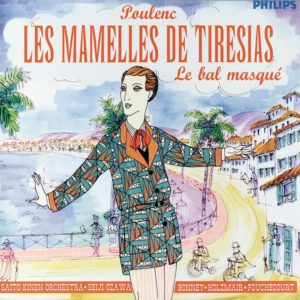 Les mamelles de Tirésias de Francis Poulenc