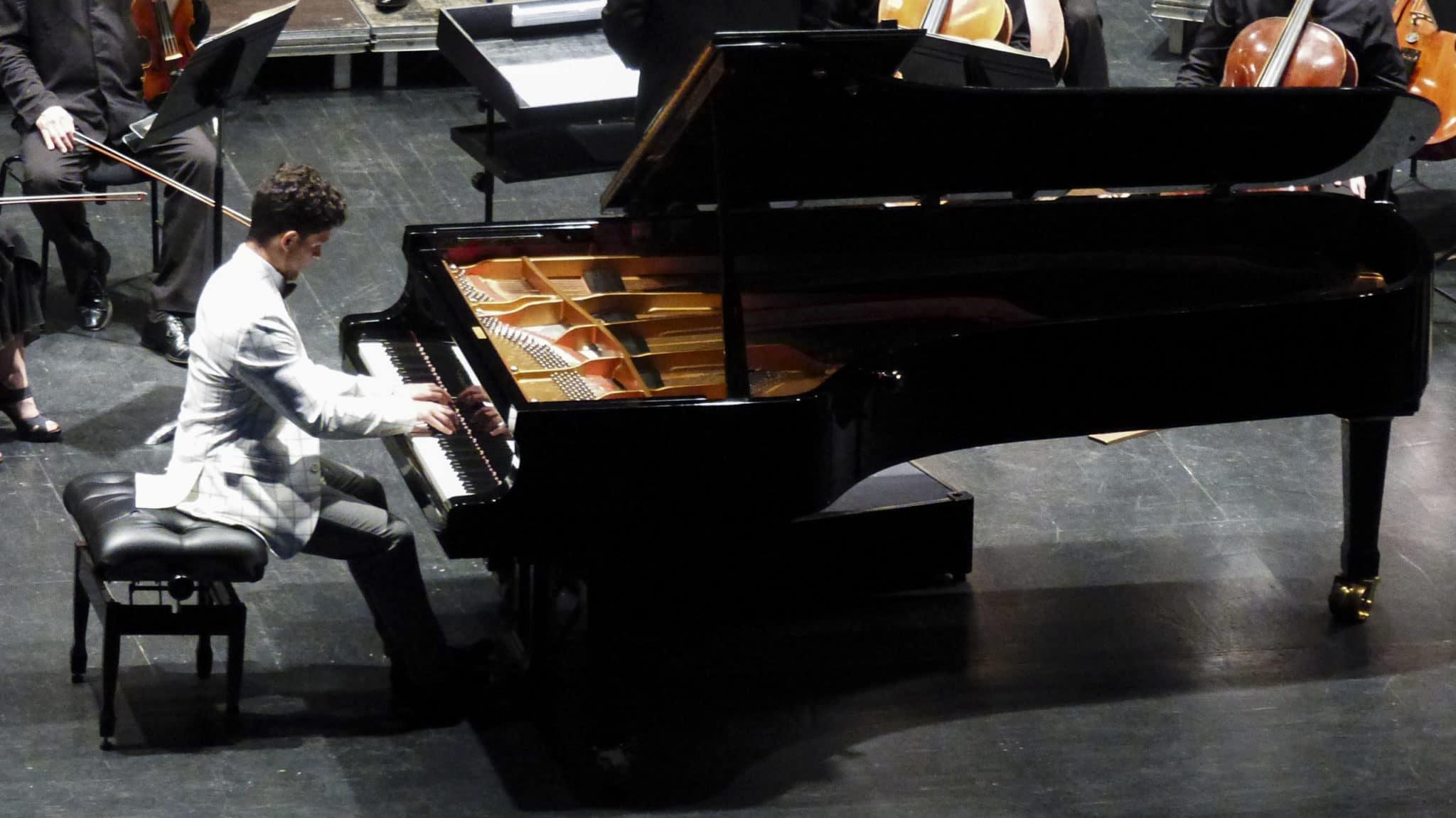 Darío Llanos, reflexiones en torno al piano