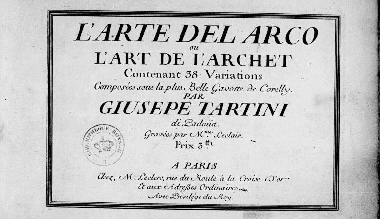 Portada de L'arte dell'arco (edición francesa)