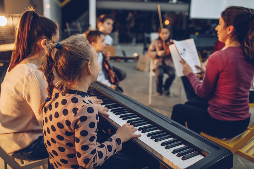 Entrevista a Vicenta Gisbert, coordinadora académica del Máster en Pedagogía Musical de UNIR