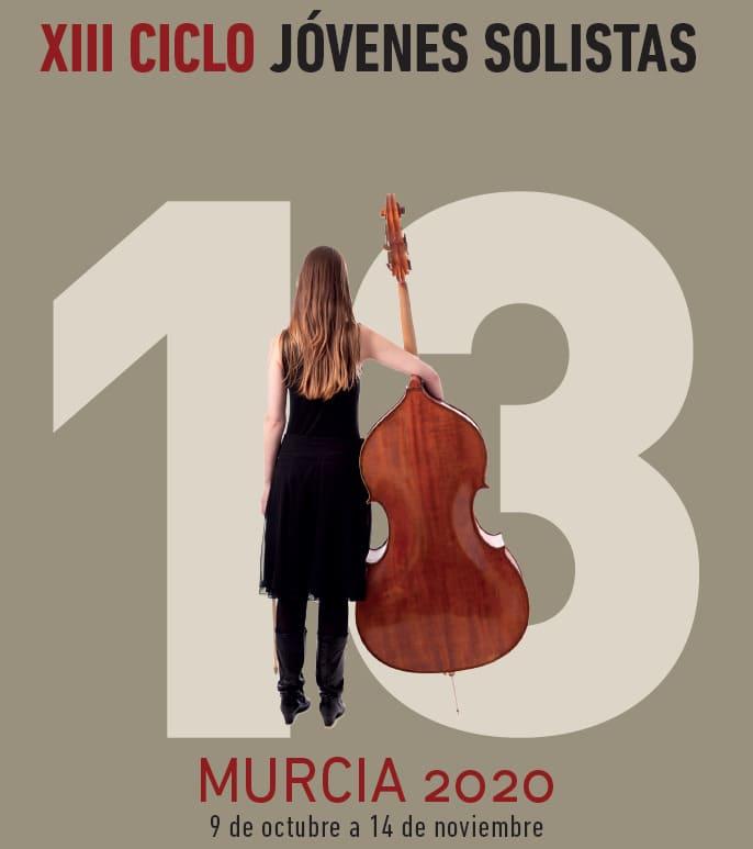 XIII Ciclo Jóvenes Solistas de Murcia