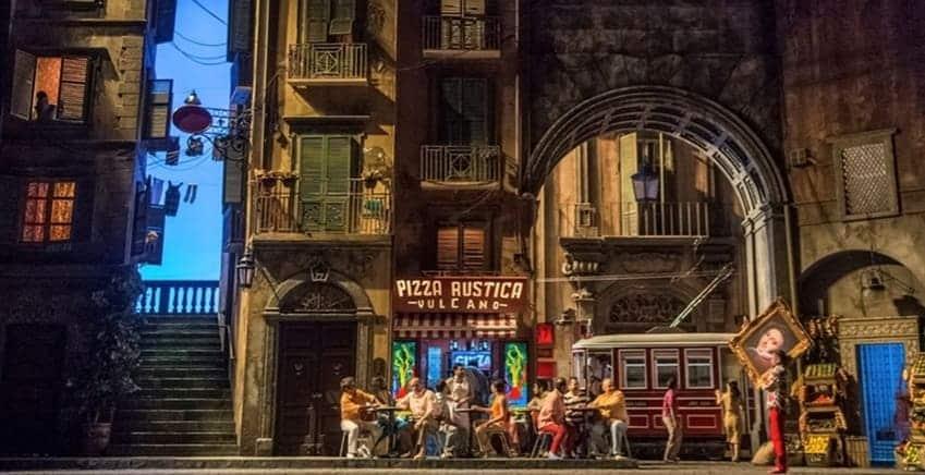 ABAO inaugura temporada con 'Il turco in Italia'