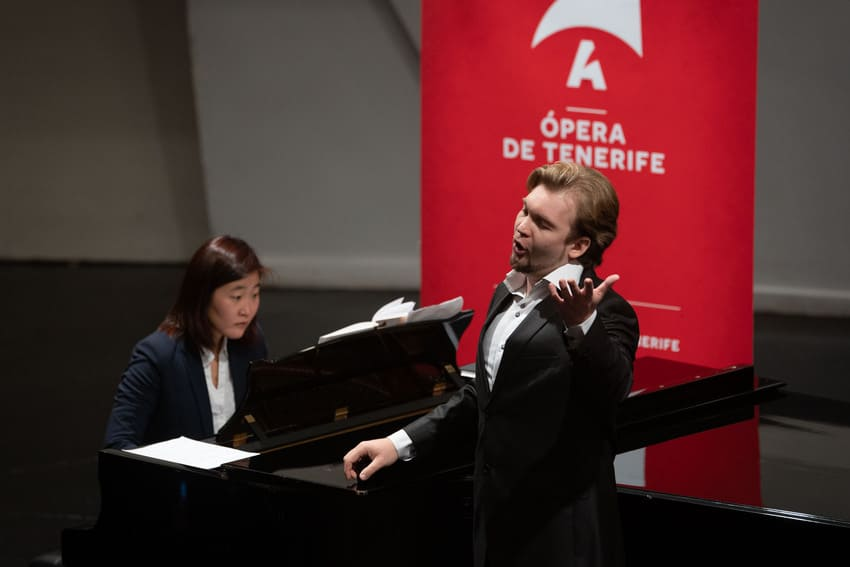 Audiciones de Opera (e)Studio de Tenerife