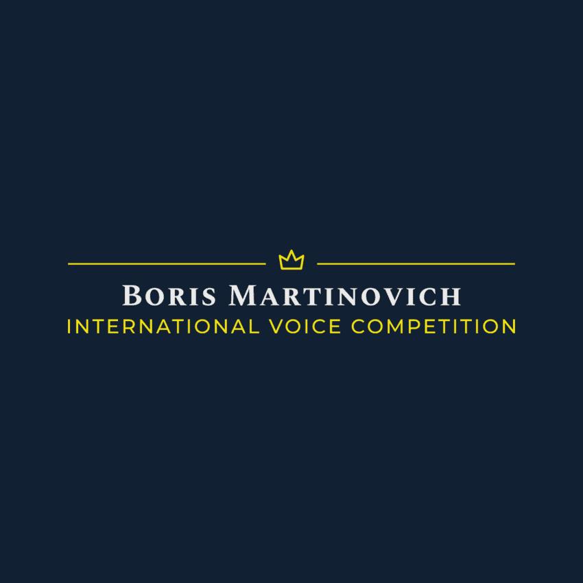 Concurso Internacional de canto Boris Martinovich