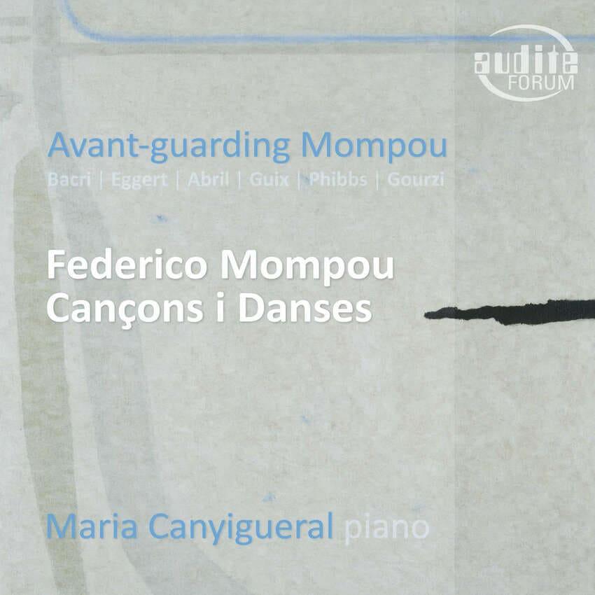 Avant-guarding Mompou Maria Canyigueral