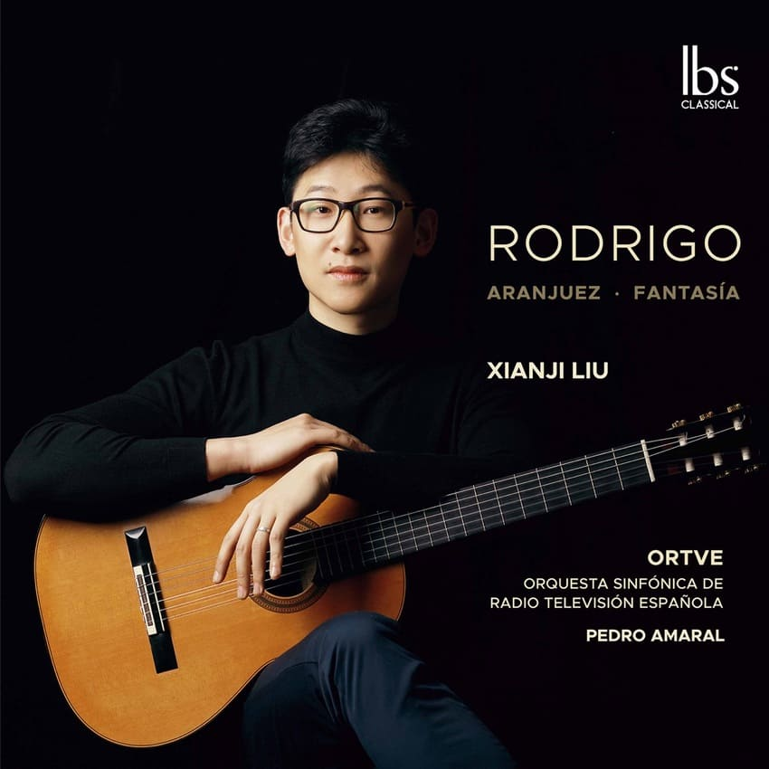 Rodrigo: Aranjuez - Fantasía, Xianji Liu