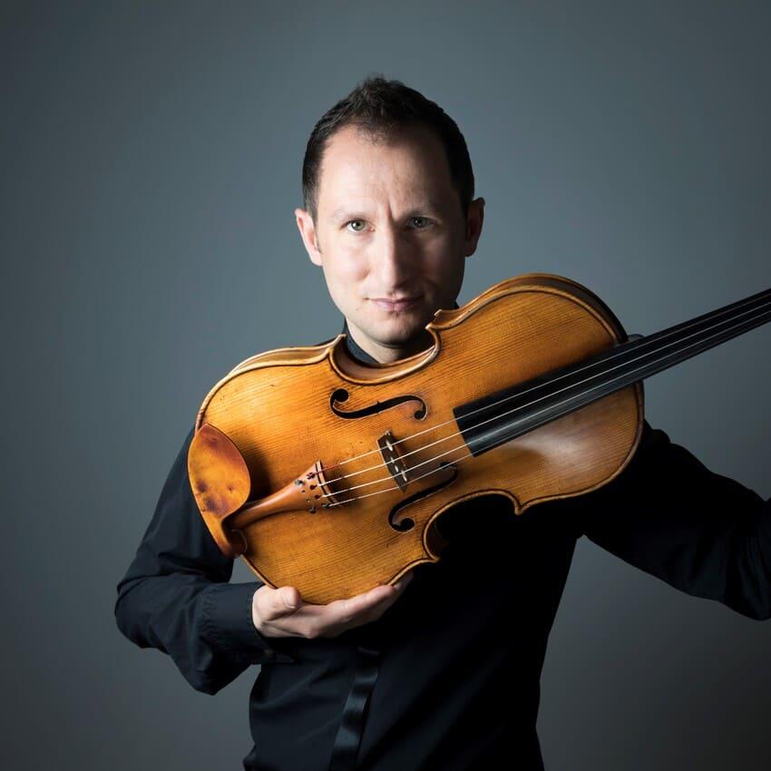 El Stradivarius de Tamestit con la OBC