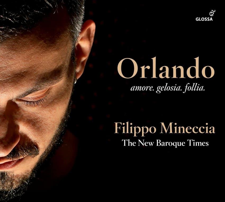 Filippo Mineccia & The New Baroque Times MD 4