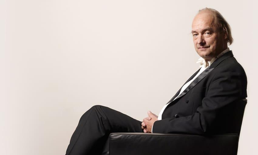 Jan Willem de Vriend debuta con la RFG con dos conciertos homenaje a Mozart