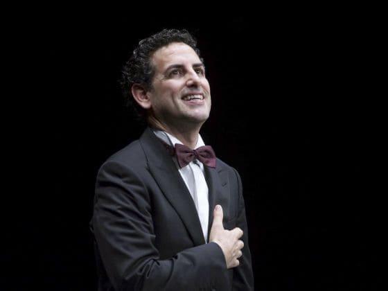 Juan Diego Flórez en el Auditorio Nacional