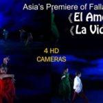 La Ópera Nacional de Taiwán presenta un pionero streaming en 4K