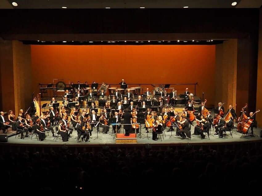 Orquestra Simfònica Illes Balears Pablo Mielgo