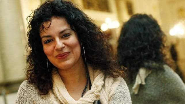Recital de Nancy Fabiola Herrera en el Teatro Pérez Galdós