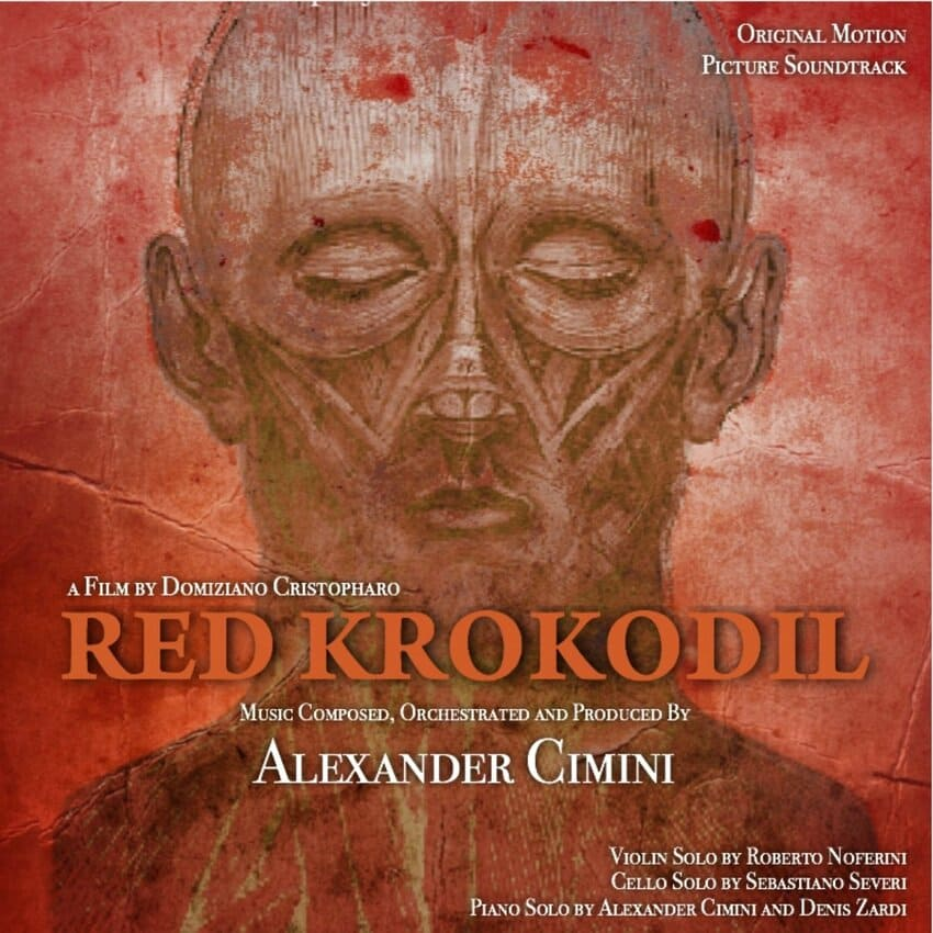 RED KROKODIL