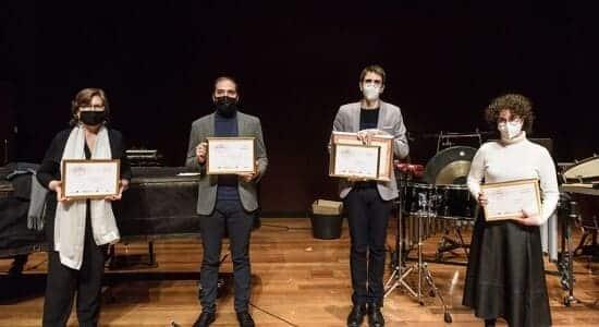 Juan Delgado, Premio Jóvenes Compositores Fundación SGAE-CNDM 2020