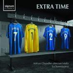Extra Time. Vivaldi, Albinoni, Matteis, Brescianello