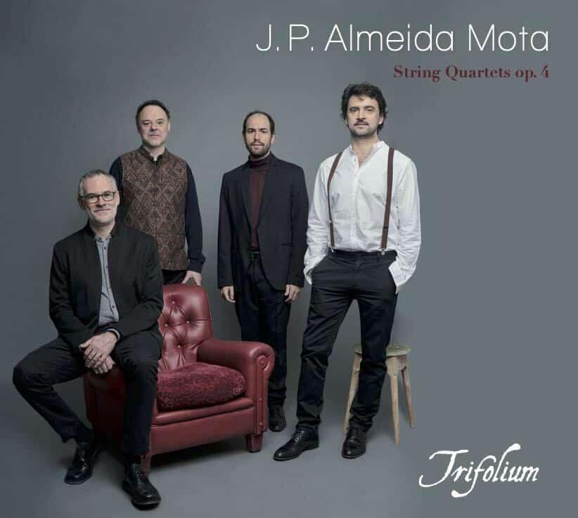 J. P. Almeida Mota: String Quartets op. 4