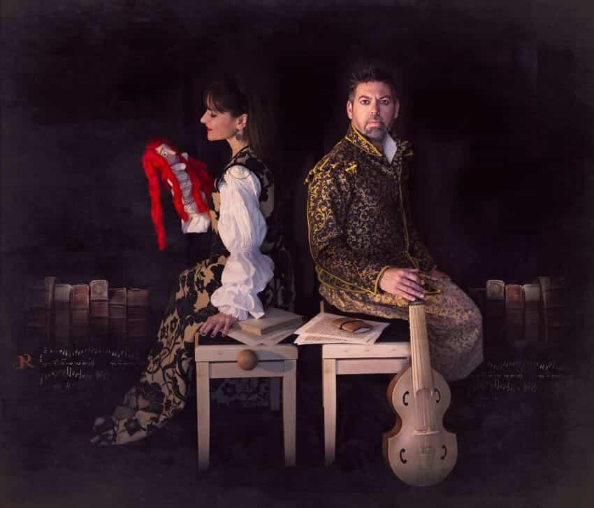 Emilio VIllalba y Sara Marina en el Festival de Música Antigua de Úbeda y Baeza