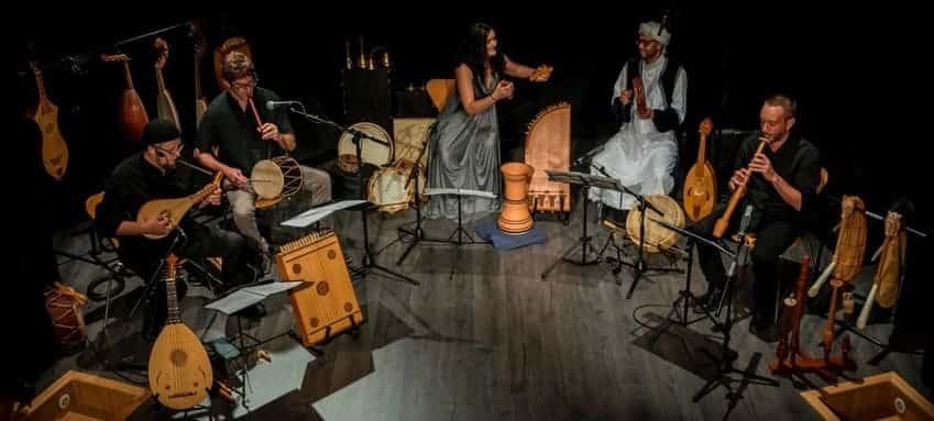 Jota Martínez recrea el Instrumentarium Alfonsí en Alcalá de Henares