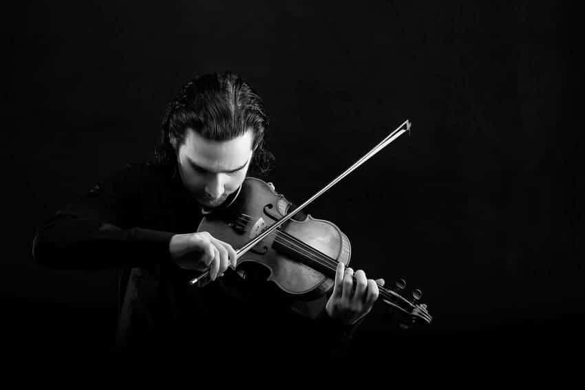 Matthieu Arama con la Real Filharmonía de Galicia