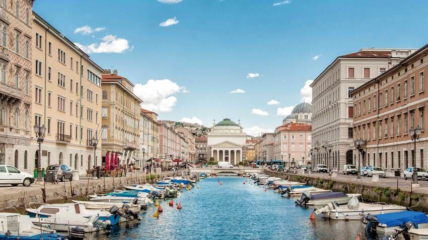 Trieste, ciudad natal de Fedora Barbieri