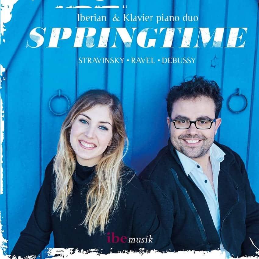Springtime Iberian & Klavier piano duo