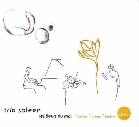 Trio Spleen Les fleurs du mal