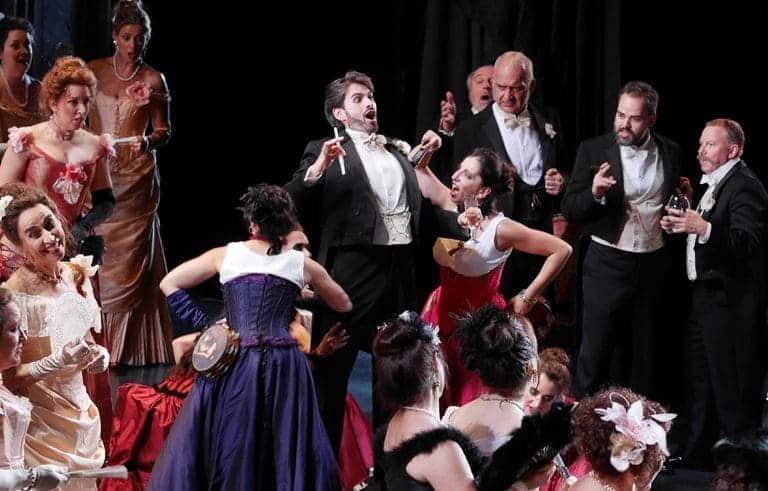 El Gran Teatre del Liceu se ve obligado a suspender las funciones de La traviata