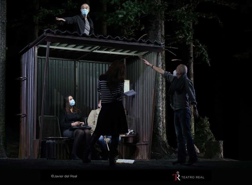 El Teatro Real presenta Don Giovanni en las Navidades
