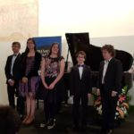 Final del 24 Concurso Infantil de Piano Santa Cecilia-Premio Hazen en Youtube y en streaming