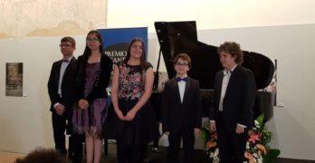 Final del 24 Concurso Infantil de Piano Santa Cecilia-Premio Hazen en Youtube y en streaming
