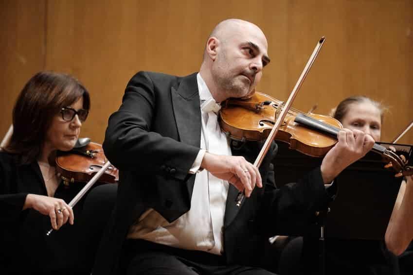 La Real Filharmonía de Galicia celebra su tradicional concierto de la noche de Reyes