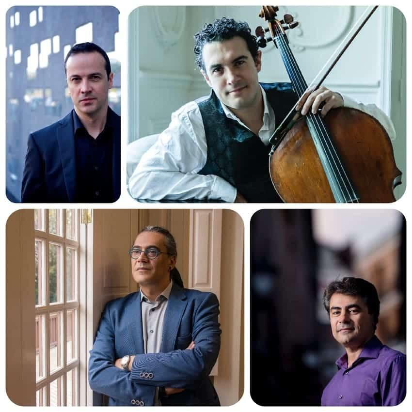 Quantum Ensemble continúa su temporada acompañado por el chelista Adolfo Gutiérrez