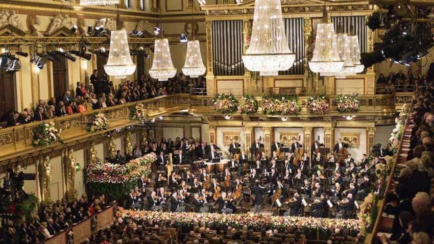 RTVE da la bienvenida a 2021 con el Concierto de Año Nuevo