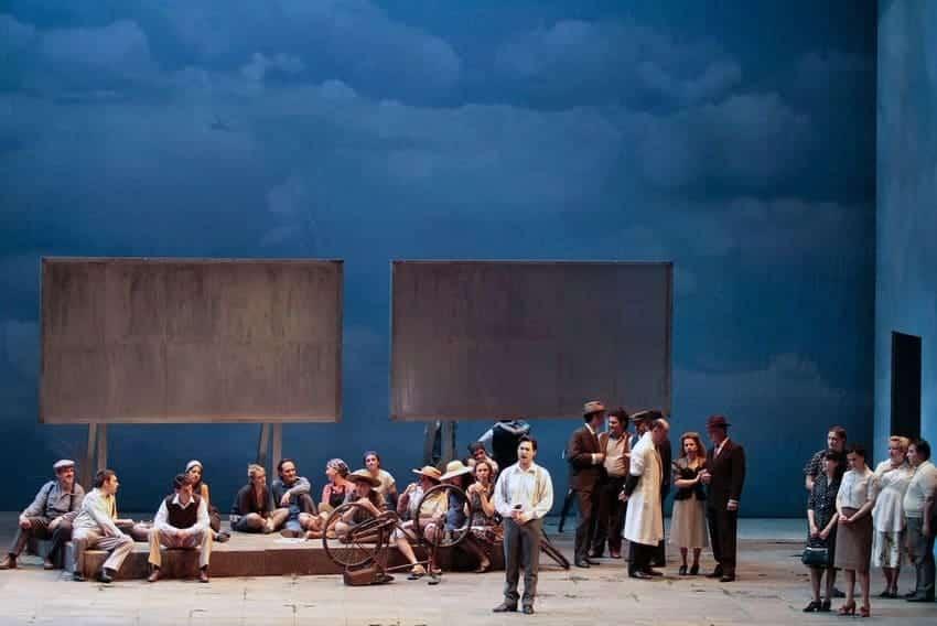 ABAO Bilbao Opera no podrá hacer El elixir de amor en febrero