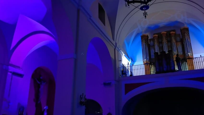 Adam Krukiewicz despide el Festival de Órgano de Vicálvaro
