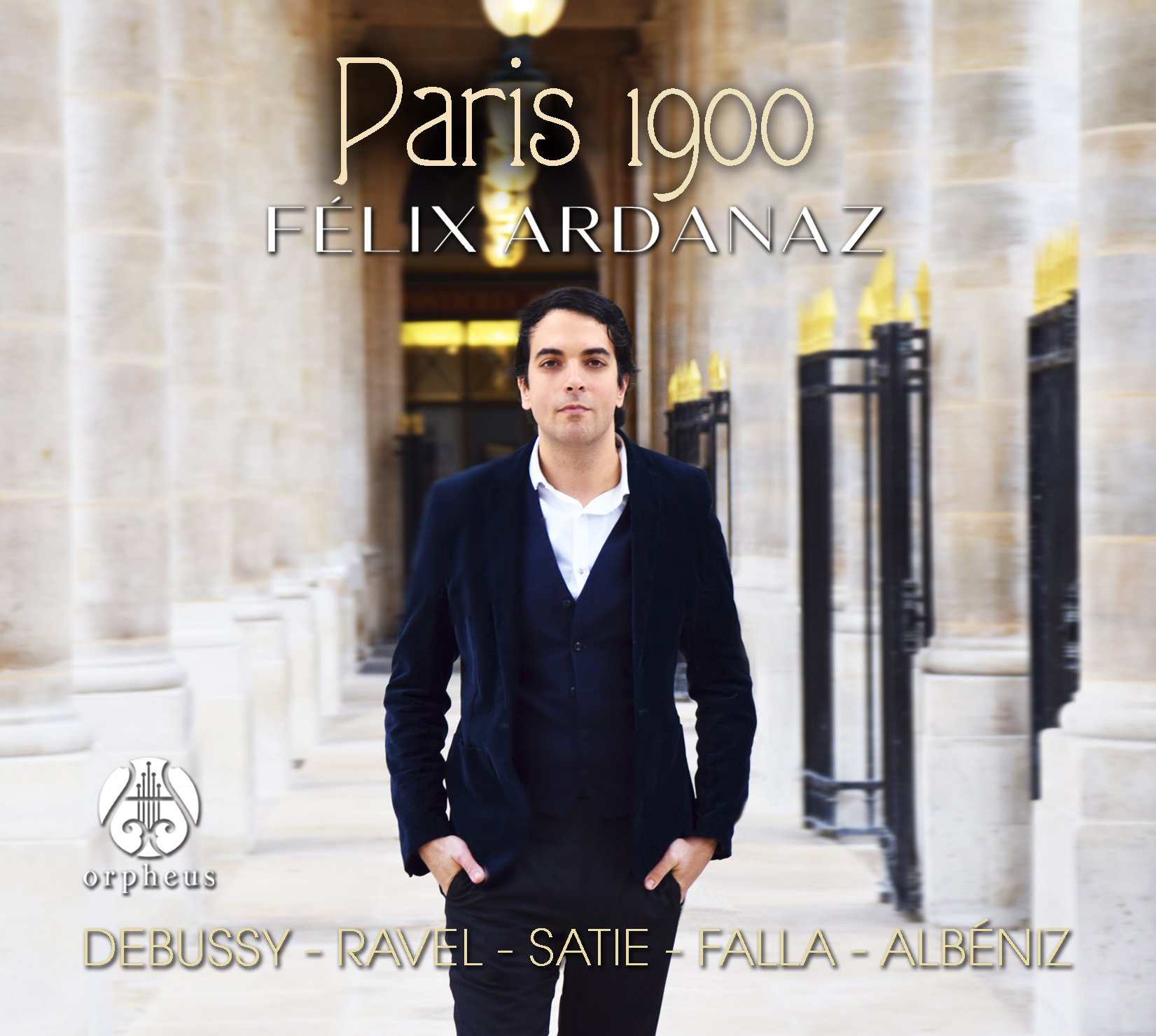 Paris 1900 Ardanaz