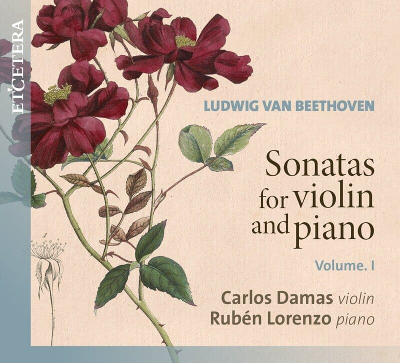 Sonatas Carlos Damas Rubén Lorenzo