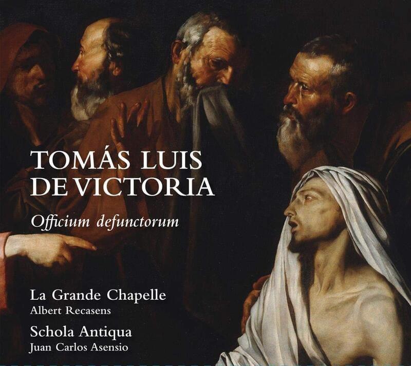 Tomás Luis de Victoria. Officium defunctorum