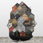 Hideouts Ensemble Mosaik