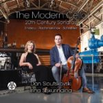 The Modern Cello Dan Sloutskovski Irina Shkurindina
