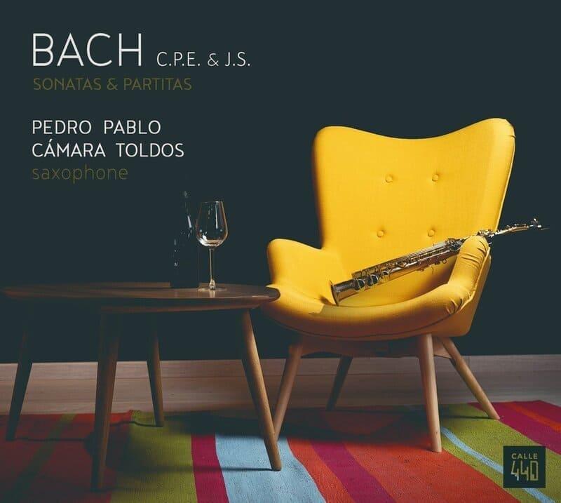Bach CPE & JS Pedro Pablo Cámara Toldos, saxofón