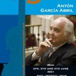 El Concurso Internacional de Música de Cámara Antón García Abril anuncia la celebración de la 9ª edición