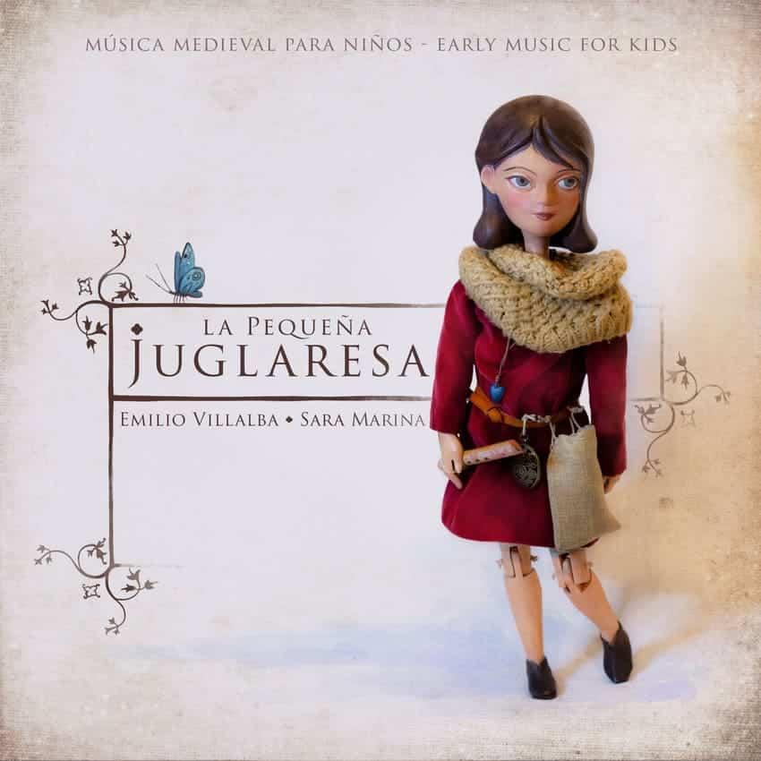 Emilio Villalba y Sara Marina presentan La Pequeña Juglaresa, su nuevo espectáculo