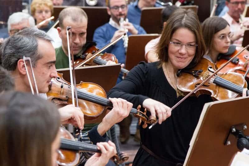 violín Por María Saiz San Emeterio