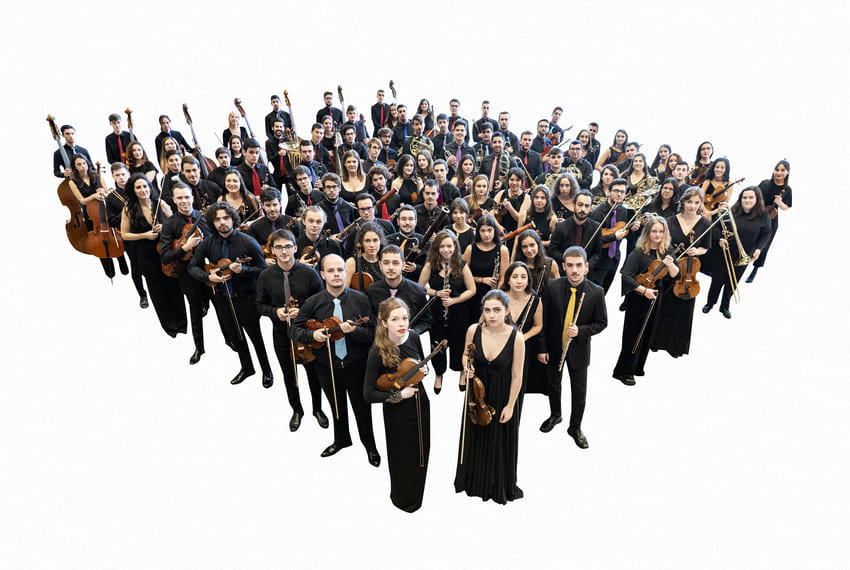 La JONDE estrena dos obras de Raquel García-Tomás y David Moliner, en una gira de conciertos