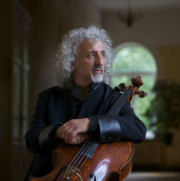 Mischa Maisky y la OCM, homenaje a la Orquestra Pau Casals en su centenario