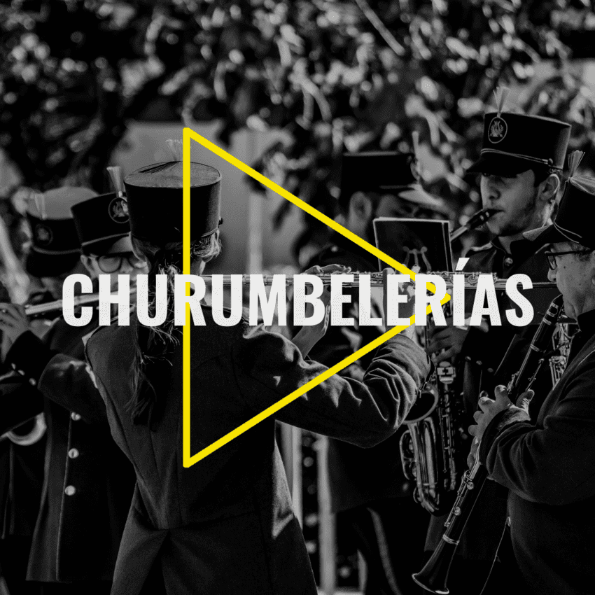 Nace Churumbelerías, una red para bandas de música
