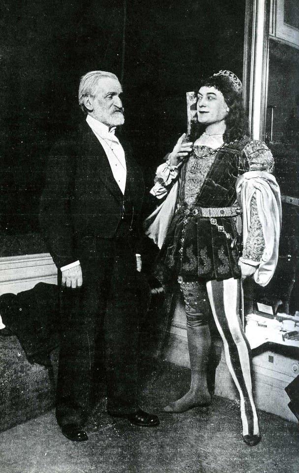 Maurel y Verdi