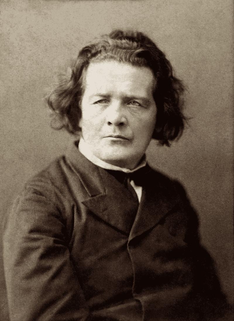 Antón Rubinstein, por J. Ganz.